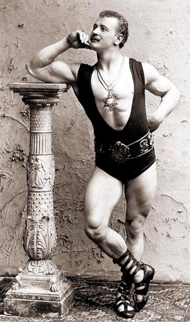 OldSchool Muscle